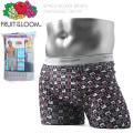 FRUIT OF THE LOOM フルーツオブザルーム アソート5枚組パック ボクサーパンツ FashionPrints/Solids【5BB77PS】