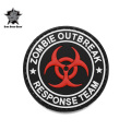 ☆20%OFFセール☆5IVE STAR GEAR ファイブスターギア 6613 ZOMBIE OUTBREAK MORALE PATCH(パッチ ワッペン ベルクロ)