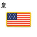 ☆まとめ割引☆【ネコポス便対応】5IVE STAR GEAR ファイブスターギア 6780 U.S. FLAG MORALE PATCH(パッチ ワッペン ベルクロ)