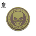 ☆20%OFFセール☆5IVE STAR GEAR ファイブスターギア 6784 DON'T RUN GHOST MORALE PATCH(パッチ ワッペン ベルクロ)