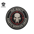 ☆15%OFFセール☆5IVE STAR GEAR ファイブスターギア 6787 NO MERCY MORALE PATCH(パッチ ワッペン ベルクロ)