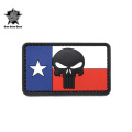 ☆15%OFFセール☆5IVE STAR GEAR ファイブスターギア 6798 TEXAS FLAG PUNISHER MORALE PATCH(パッチ ワッペン ベルクロ)