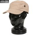 ☆15%OFFセール☆New York Hat ニューヨークハット 6060 RIP STOP CAMP CAP カーキ