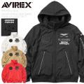 "AVIREX アビレックス 6102133 UNSEEN FORCES ""BLACKBIRD"" TYPE MA-1 スタンドジップジャケット SR-71【キャンペーン対象外】 ミリタリーファッション 服"