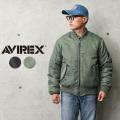 ★ポイント10倍★AVIREX アビレックス 6102170 COMMERCIAL MA-1フライトジャケット【キャンペーン対象外】 ミリタリーファッション