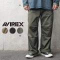 AVIREX アビレックス 6106135 ワイド ファティーグ カーゴパンツ【キャンペーン対象外】