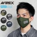 AVIREX アビレックス 6109126 ドライタッチ マスク【キャンペーン対象外】