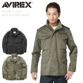 AVIREX アビレックス 6122081 BASIC M-65 フィールドジャケット アヴィレックス【Sx】