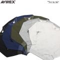 AVIREX アビレックス デイリーウェア 6133200 L/S クルーネック スウェット5色