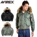 AVIREX アビレックス 6152176 N-2B フライトジャケット COMMERCIAL アヴィレックス