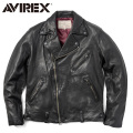 AVIREX アビレックス 6171063 SHEEP SKIN ダブルライダースジャケット