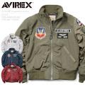 AVIREX アビレックス 6172140 U.S.A.F. 70th ANNIVERSARY TYPE MA-1 フライトジャケット【数量限定!対象商品を20,000円(税込)以上ご購入でランドリーバッグプレゼント】