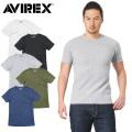 【ネコポス便対応】AVIREX アビレックス デイリーウエア 6173313 S/S サーマル クルーネック Tシャツ アヴィレックス