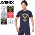 AVIREX アビレックス 6173349 USAコットン USAAC WING Tシャツ