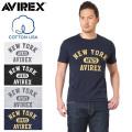 ☆超お買い得セール☆★キャンペーン対象外★AVIREX アビレックス 6173352 USAコットン AFA ATHLETIC Tシャツ