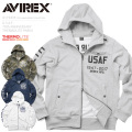AVIREX アビレックス 6173435 U.S.A.F. 70th ANNIVERSARY THERMOLITE パーカ