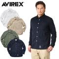 AVIREX アビレックス デイリーウェア 6175109 L/S レギュラー シャツ