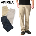 AVIREX アビレックス 6176074 カーキ トラウザー