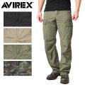AVIREX アビレックス 6176084 コットン リップストップ ファティーグパンツ アヴィレックス【キャンペーン対象外】