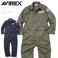 AVIREX アビレックス 6176104 U.S.A.F. 70th ANNIVERSARY ジャンプスーツ【数量限定!対象商品を20,000円(税込)以上ご購入でランドリーバッグプレゼント】