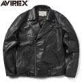 AVIREX アビレックス 6181049 シープスキン ダブルライダース ジャケット【キャンペーン対象外】