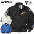 ☆送料無料☆AVIREX アビレックス STREET GEAR / TRACK 6182164 TYPE MA-1 フライトジャケット