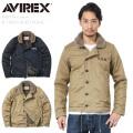 AVIREX アビレックス 6182174 N-1 デッキジャケット PLAIN ミリタリージャケット【Sx】