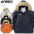 AVIREX アビレックス 6182177 TYPE N-3B フライトジャケット GT-10 ミリタリージャケット【キャンペーン対象外】