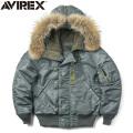☆まとめ割引☆AVIREX アビレックス 6182218 N-2B VINTAGE フライトジャケット ミリタリージャケット