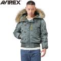 AVIREX アビレックス 6182218 N-2B VINTAGE フライトジャケット ミリタリージャケット【キャンペーン対象外】
