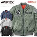 AVIREX アビレックス 6182234 MA-1フライトジャケット X-15 ミリタリージャケット【キャンペーン対象外】