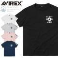 ☆まとめ割☆【ネコポス便対応】AVIREX アビレックス 6183447 S/S クルーネックTシャツ MIRAMAR