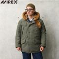 AVIREX アビレックス 6192159 B-9 ダウンジャケット【キャンペーン対象外】 ミリタリーファッション ミリタリージャケット