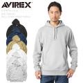 AVIREX アビレックス 6193593 デイリーウエア プルオーバー スウェットパーカー【キャンペーン対象外】
