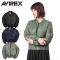 AVIREX アビレックス 6252038 レディース COMMERCIAL MA-1フライトジャケット アヴィレックス【Sx】