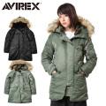 ☆まとめ割☆AVIREX アビレックス 6252053 レディース COMMERCIAL N-3Bフライトジャケット
