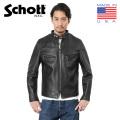 Schott ショット 7009 641XX 60s シングルレザーライダースジャケット【キャンペーン対象外】 レザージャケット 革ジャン