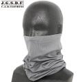 【キャンペーン対象外】C.A.B.CLOTHING J.G.S.D.F. 自衛隊 2WAYネックウォーマーロング GRAY【6539】