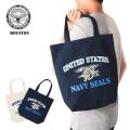 ☆ただいま15%OFF☆HOUSTON ヒューストン 6642 SEALs トートバッグ ミリタリー