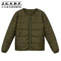 C.A.B.CLOTHING J.G.S.D.F. 自衛隊 クルーカーデ インナージャケット 6794 【キャンペーン対象外】