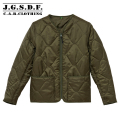 C.A.B.CLOTHING J.G.S.D.F. 自衛隊 キルティング インナージャケット 6800 【キャンペーン対象外】