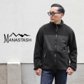 【即日出荷対応】MANASTASH マナスタッシュ 7102101 ポーラ ワサッチ フリースジャケット【キャンペーン対象外】