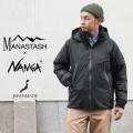 【即日出荷対応】MANASTASH×NANGA 7102105 ダウンジャケット3 オーロラテック MADE IN JAPAN【キャンペーン対象外】