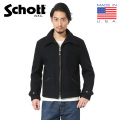 Schott ショット 716 WOOL CPOジャケット NAVY 7176【キャンペーン対象外】