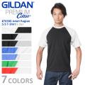 GILDAN ギルダン 76500 5.3oz アダルト ラグラン 半袖Tシャツ Japan Fit【Sx】