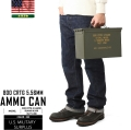 ☆20%OFFセール☆実物 米軍5.56mm AMMO CAN(アンモボックス)