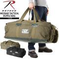 ☆複数点割引☆ROTHCO ロスコ 8136 MOSSAD TACTICAL DUFFLE BAG モサッド タクティカル ダッフルバッグ 2色