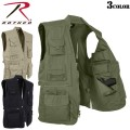 ☆20%OFFセール☆ROTHCO ロスコ  CONCEALED CARRY ベスト 【8567】3色