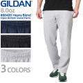 【メーカー取次】 GILDAN ギルダン 88400 Heavy Blend 8.0oz アダルト オープン ボトム スウェットパンツ Japan Fit【Sx】