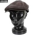 ☆まとめ割☆New York Hat ニューヨークハット 9250 Lamba 1900 レザーハンチング ブラウン